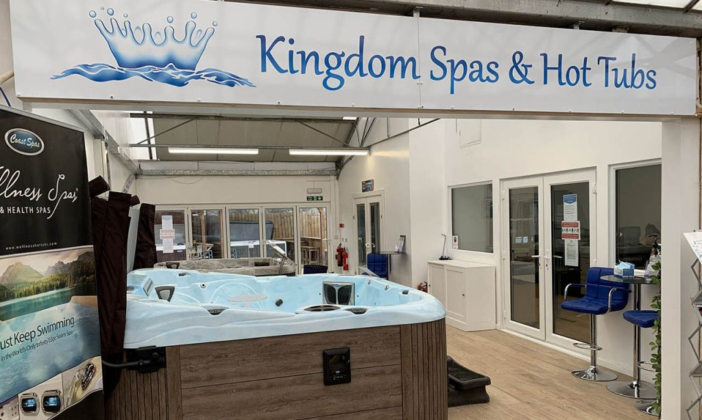 Kingdom Spas Showcentre Picture